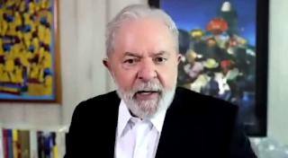 Lula pede que Biden convoque reunião do G20 para redistribuir vacinas contra a covid-19