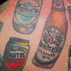 beer - Food Tattoos