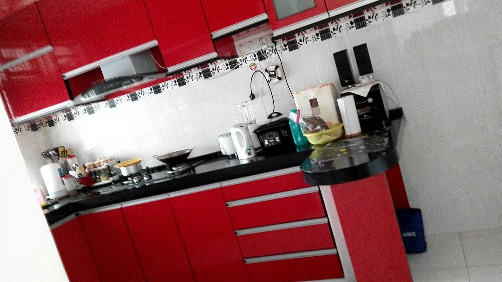 Dapur Gelap Tapi Jiran Belakang On Lampu Jasi Automatic Sbg Mlm Rumah Kami Hihi