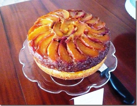 nectarine upside down cake3