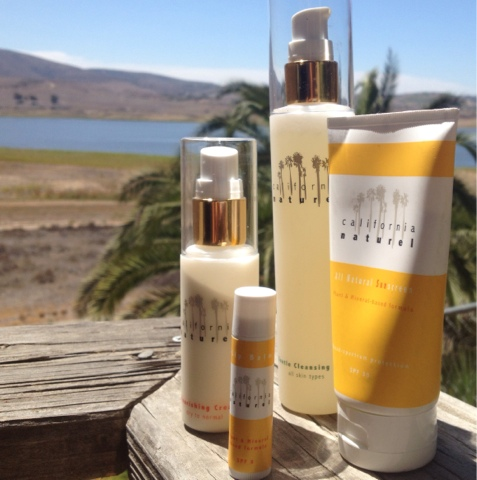 California Naturel Skincare Products