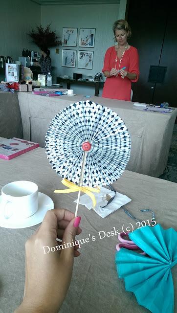 A pinwheel
