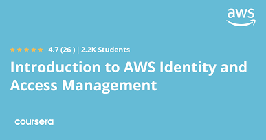 free Coursera course to learn AWS