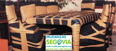 Transportes en Cantalejo Segovia