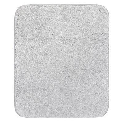 Коврик для туалета Grund Mеlange серебряный 50х60 см