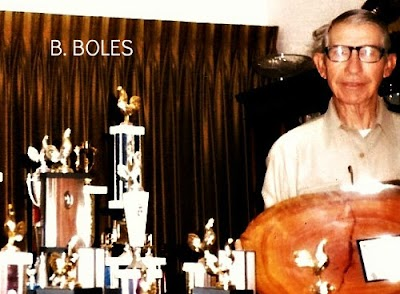 Bob Boles with some 83,84,85 Trophies.jpg