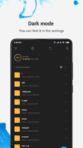 File Manager : free and easily V1-200108 screenshots 4