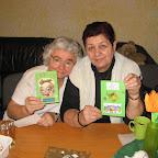 2009-11-21 - Spotkanie sobotnie - Kartki świąteczne