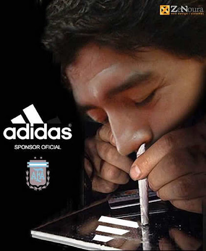 """""""Aspiraba cocaína antes de jugar un partido"""""""