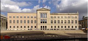 El Museo Nuevo (Neues Museum) - Berlín
