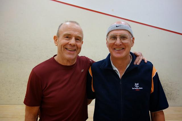 Men 65+ Singles: Stanley Stutz, Finalist,Jeff Blomstedt, Winner