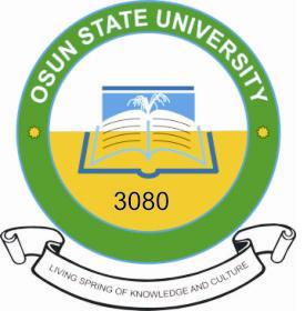 UNIOSUN Revised Academic Calendar for 2017/2018 Academic Session