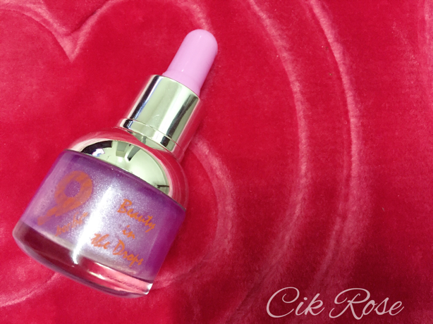 BEAUTY IN THE DROPS UV Face Primer And Luminous Day Serum