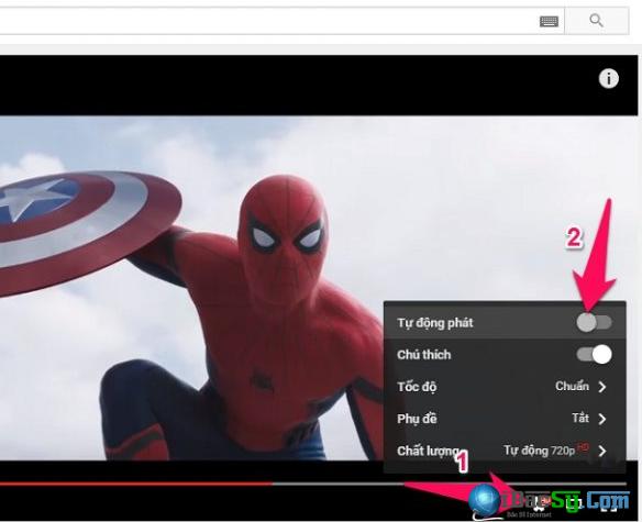 Hướng dẫn cài đặt tự động tắt video khi xem hết video trên Youtube + Hình 4