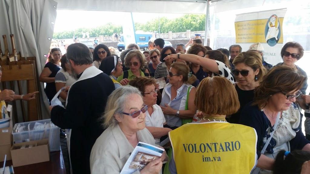Pielgrzymi z Castellammare w Rzymie, 8 czerwca 2016 - IMG-20160608-WA0013.jpg