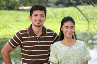 Dennis Trillo and Heart Evangelista on Dwarfina Pictures