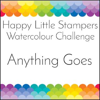 +++HLS August Watercolour Challenge