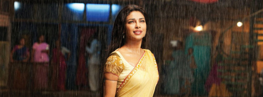 Priyanka Chopra in agneepath facebook cover