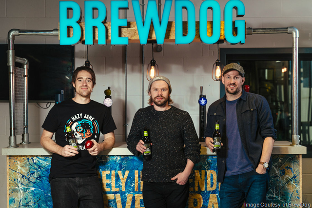 BrewDog & Hawkes Team Up For New Adventure In Cider