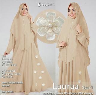 Suki Dress Muslim Adalira Syarii Maroon Page 5 Daftar Update Source GAMIS LAURAA .