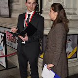 OIC - ENTSIMAGES.COM -  at the  Press night for The Comedy About A Bank Robbery in London April 21st 2016 Photo Mobis Photos/OIC 0203 174 1069