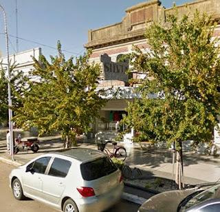 Centro de Chacabuco google maps