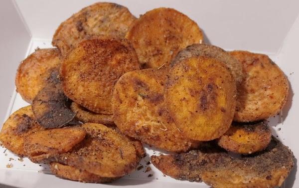 Sweet Potato Rounds Recipe