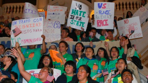 Hold on: Here comes the DREAM Act
