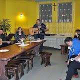 Spotkanie osób grających i śpiewających ze wszystkich wspólnot 25.01.2015r