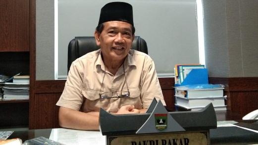 Kata Bakri Bakar, Pessel Siap Dimekarkan, Tapi Terbentur Moratorium Pemerintah Pusat