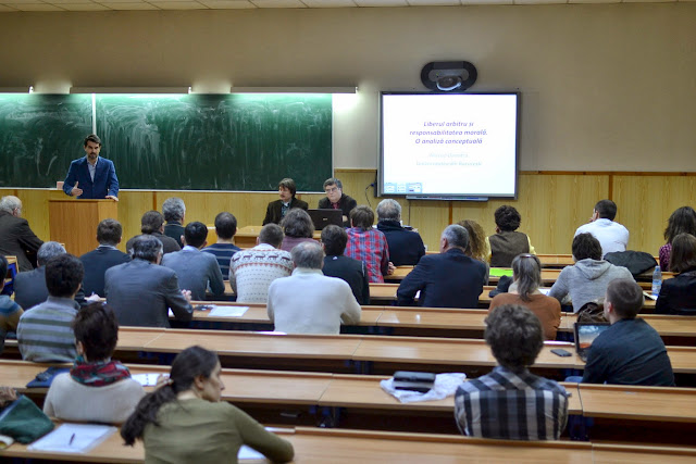 Mircea Dumitru - Liberul arbitru si responsabilitatea 017