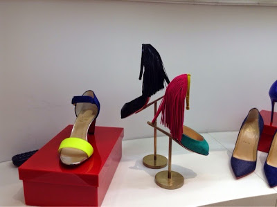 Christian Louboutin store in Hong Kong