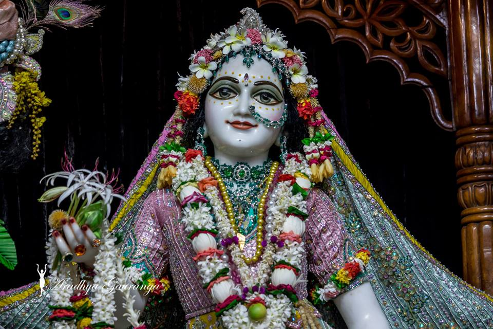 ISKCON Mayapur  Deity Darshan 22 July 2016 (5)