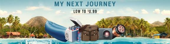 GearBest - My Next Journey Promotion