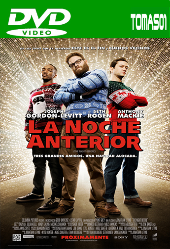 La Noche Anterior (The Night Before) (2015) DVDRip