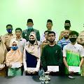 Bupati Anambas Lepas 6 Mahasiswa dan Serahkan Bantuan Biaya Pendidikan