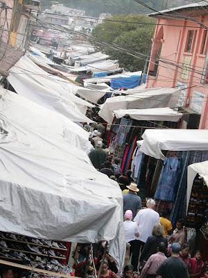 Market, chichicastenengo. Photos by TOM HART