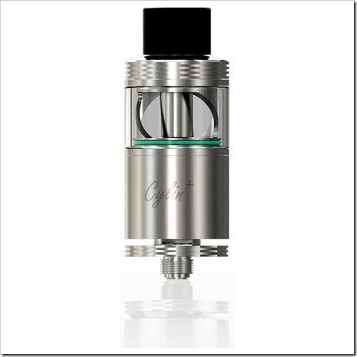 cylin plus 02 thumb%25255B2%25255D - 【海外】「Wismec Cylin Plus RTA Tank Atomizer 3.5ml」「Infinite Inone Pod Mod Kit 1500mAh」