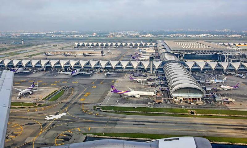 aeroporto bangkok