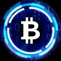 Bitcoin price - Cryptocurrency widget icon