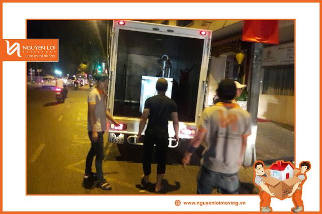 Thuê xe tải từ TPHCM đi tỉnh