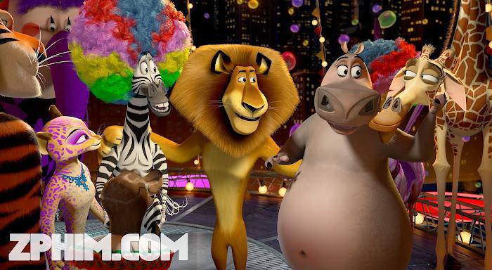 Ảnh trong phim Madagascar 3: Thần Tượng Châu Âu - Madagascar 3: Europe's Most Wanted 1