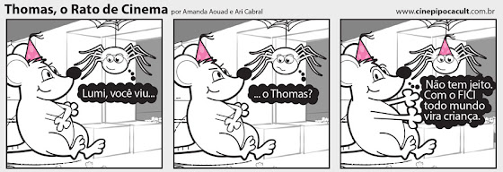 Thomas, o Rato de Cinema