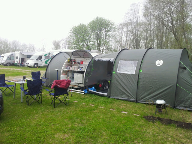 Image & Teardrops n Tiny Travel Trailers u2022 View topic - Side room/tent?