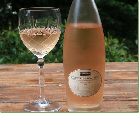 Cotes-de-Provence-Kirkland-Signature-rose-wine