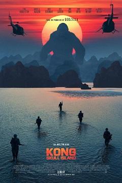 Kong: Kafatası Adası - 2017 Türkçe Dublaj HDRip XviD indir