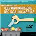 Associação de Moradores do Bairro Açude faz campanha contra lixo nas ruas