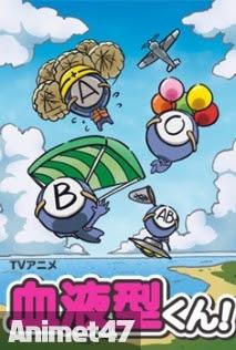 Ketsuekigata-kun! -  2013 Poster
