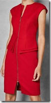 Ted Baker Red Dress