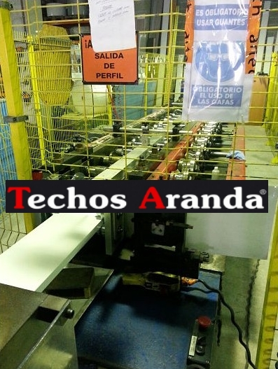 Techos aluminio Berja